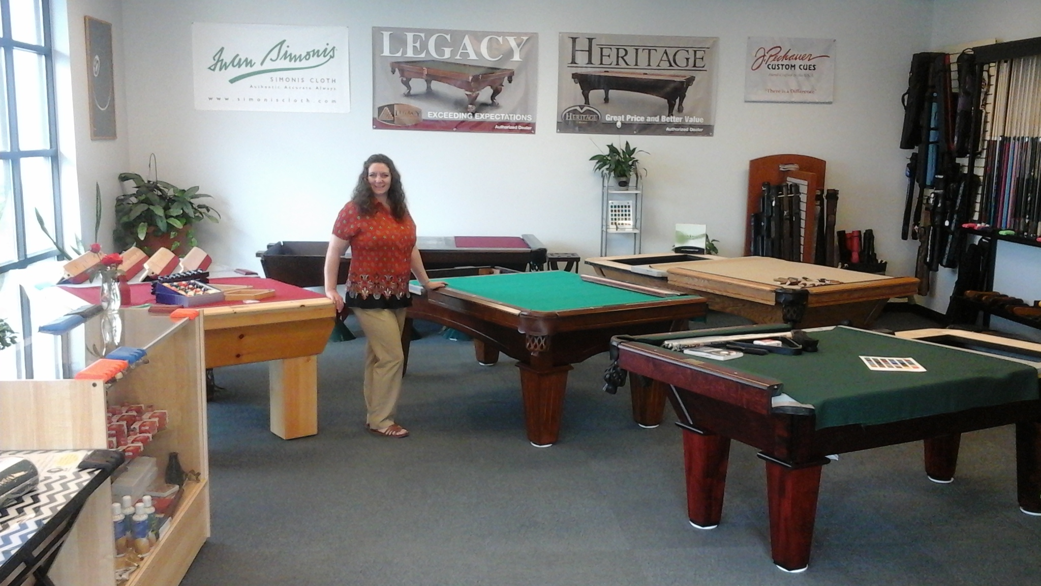 Billiards of Idaho - Pool table sales and service